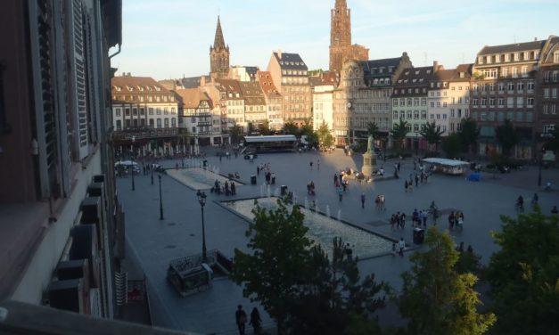 Paris – Strassburg 2011