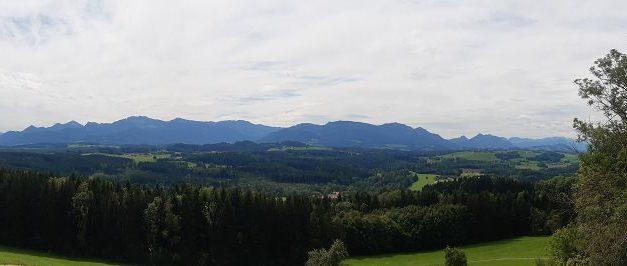 Sternfahrt Chiemgau 2019